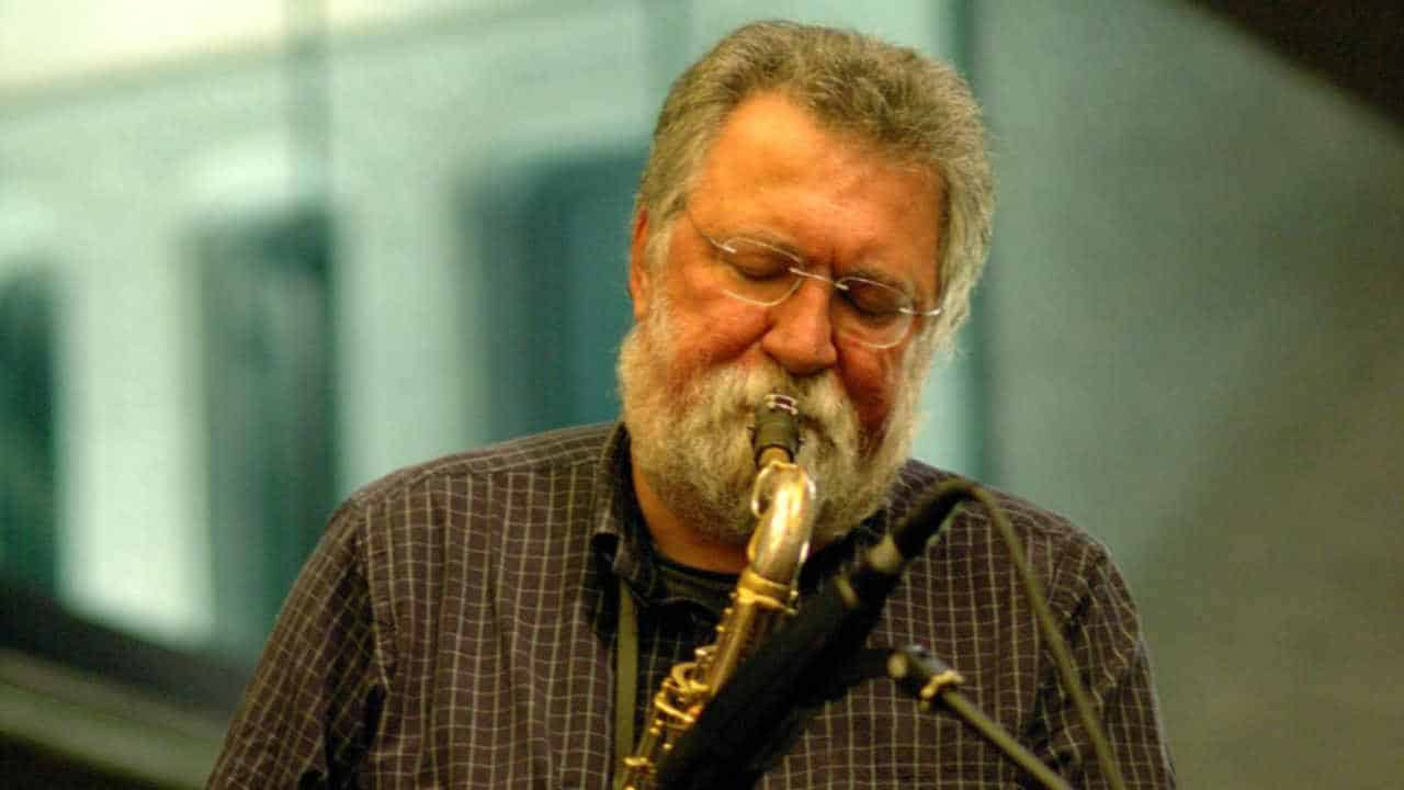 Evan Parker Meets Noh Music